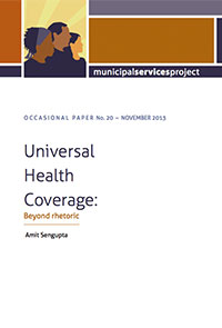 libro universal health coverage